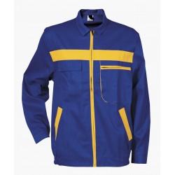 Работен костюм - полугащеризон и яке L4 /цвят син/ Код: 0104039Работен костюм - полугащеризон и яке L4 /цвят син/ Код: 078267