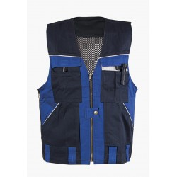 Working vest with reflective tapes STANMORE