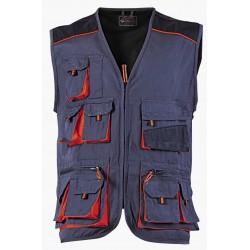 Vest EMERTON cotton /polyester
