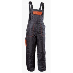 Winter Padded Set - KASTOR - Grey and Orange