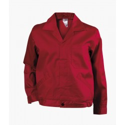Work Jacket NAXOS -S - Red