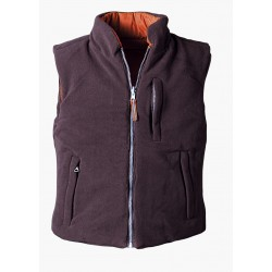 Ladies reversible vest ROSEVILE (orange) Code: 0104108