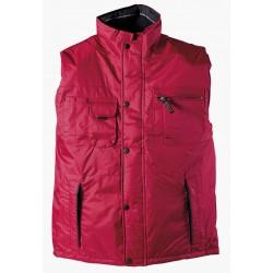 Work vest PRESTON /red/