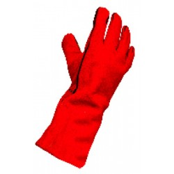 Work gloves from red cow-split Code: 0105021