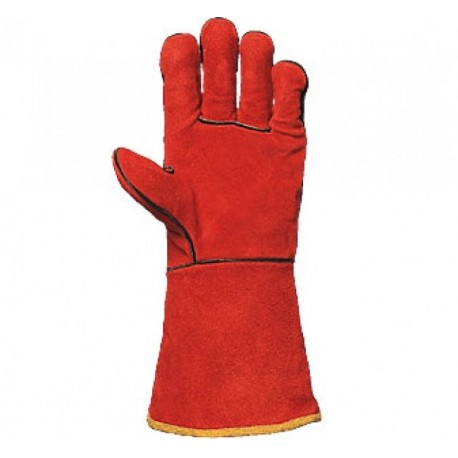 Работни ръкавици за заваряване от телешка кожа Код: 28090