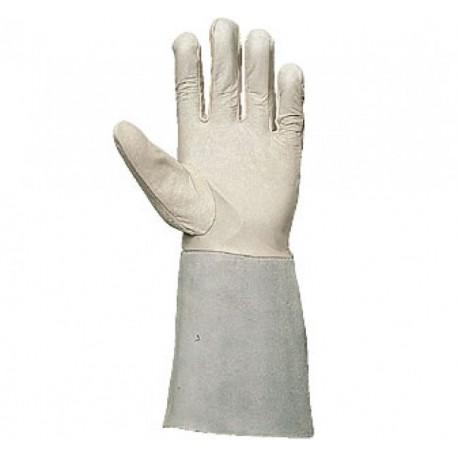 Работни ръкавици за заварчици от агнешка кожа Код: 28088