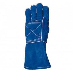 Работни ръкавици за заваряване от телешка кожа Код: 28092