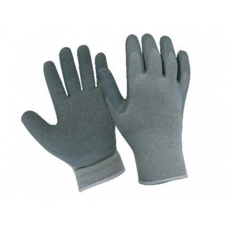 Работни ръкавици топени в латекс DIPPER Код: 077037