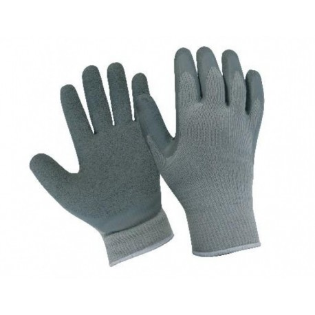 Работни ръкавици топени в латекс DIPPER Код: 0105036