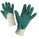 Работни ръкавици топени в каучук COOT