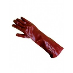 Cotton weave work gloves F 312 SP, 45 cm