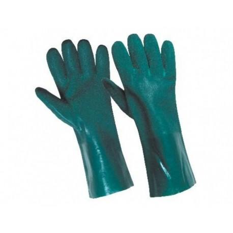 Работни ръкавици PETREL с подплата от памук, 35см Код : 077111