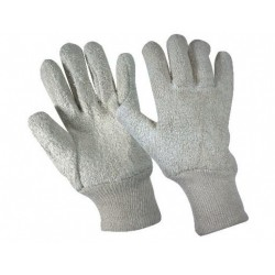 Textile work gloves DUNLIN