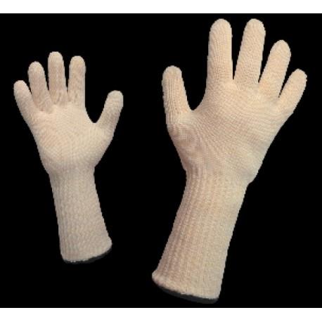 Работни ръкавици топлозащитни двуслойни OVENBIRD - дължина - 35см. Код: 077105