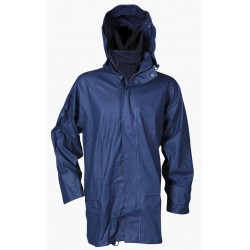 Premium Blue Raincoat -  STORMER