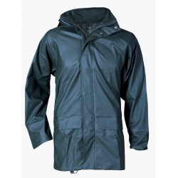 Premium Green Raincoat - STORMER