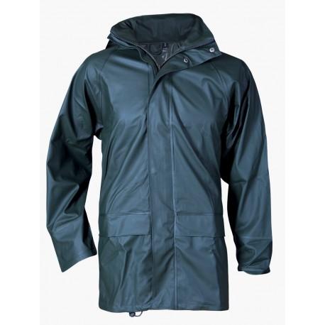 Зелен луксозен дъждобран STORMER. Код: 0104194
