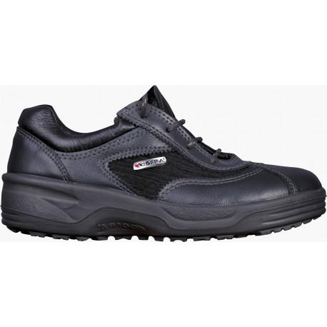 Дамски работни обувки- половинки SOPHIE BLACK S3 SRC