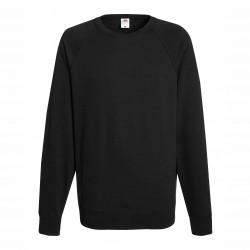 Мъжка блуза с дълъг ръкав ID10 (черна)