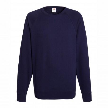 Мъжка блуза с дълъг ръкав ID10 (тъмно синя)