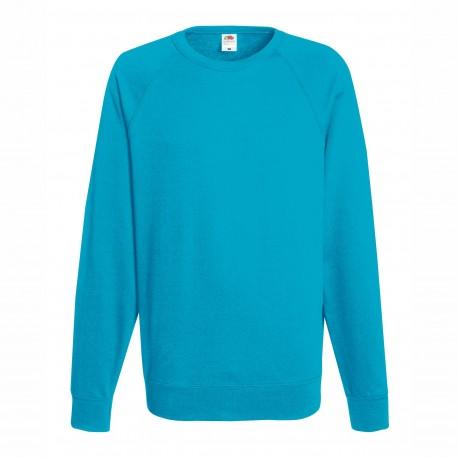 Мъжка блуза с дълъг ръкав ID10 (тюркоаз)