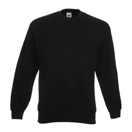 Мъжка блуза с дълъг ръкав ID 79 (черен цвят)