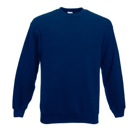 Мъжка блуза с дълъг ръкав ID 79 (т.син цвят)