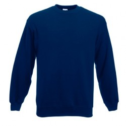 Men's long sleeve fleece shirt - ID 79 - Dark Blue