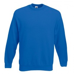 Men's long sleeve fleece shirt - ID 79 - Royal Blue