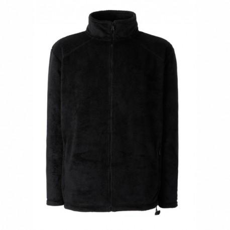 Работна блуза от полар модел ID 73 (черна)