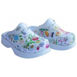 Дамски анатомични чехли FLORA