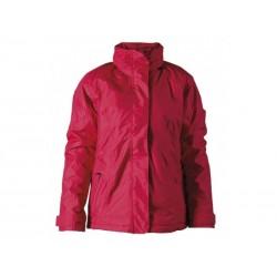 Дамско студозащитно яке WESER (червено)