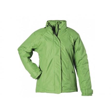 Дамско работно студозащитно яке WESER (зелено)