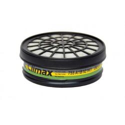 Филтър за полумаски CLIMAX A1B1E1K1. Код: 09049